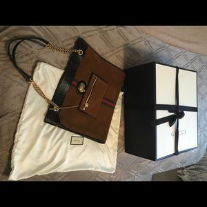 NWT Authentic Gucci Hobo Bag